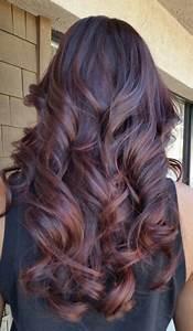 Ombré Hair Auburn : dark auburn balayage ombre hairstyles pinterest auburn balayage dark auburn and balayage ~ Dode.kayakingforconservation.com Idées de Décoration