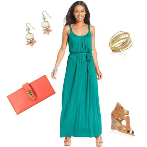 18 Gorgeous Maxi Dresses for Wedding Guests 2015