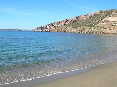 Schinoussa Beaches