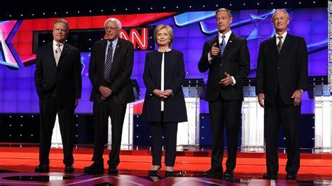 democratic debate winners  losers cnnpoliticscom