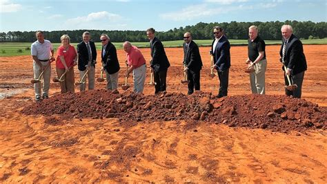 Contact your local utility company. Sylacauga breaks ground on a 60,000-square-foot facility ...