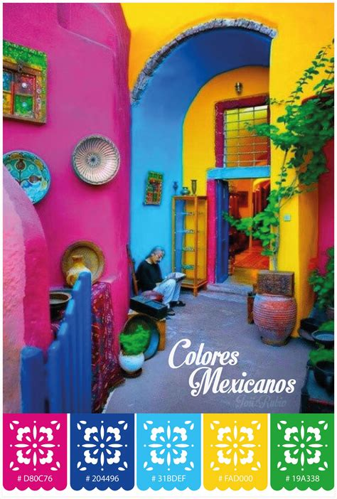 mexican colors mexican color combo colores m 233 xico mexican in 2019