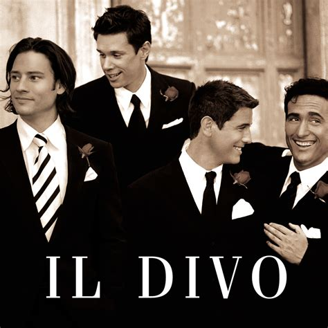 Ll Divo Songs by Il Divo Fanart Fanart Tv