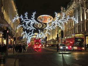 Christmas Decorations in London - Graham Miln