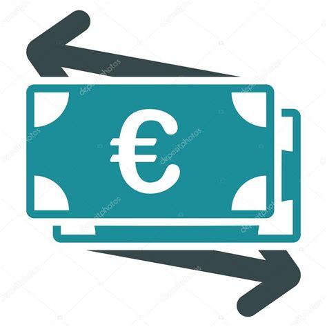 bureau de transfert d argent icône de transfert d 39 argent image vectorielle