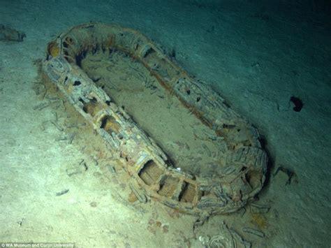 Boat Crash Corsica by Ww2 Ships Hsk Kormoran And The Hmas Sydney Sank The