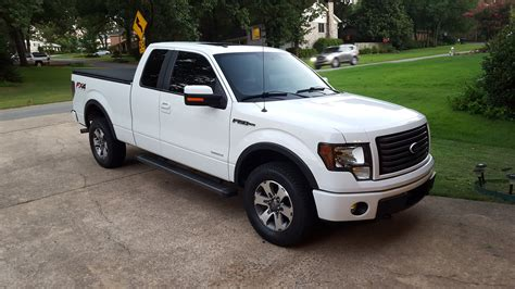 Who Truck Is It, 2012 F150 Ecoboost Fx4 Scab Max Tow