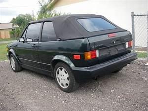 Buy Used 1992 Volkswagen Rabbit Cabriolet Convertible