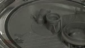 Kitchenaid Dishwasher Pump Cover Replacement  Wpw10455272