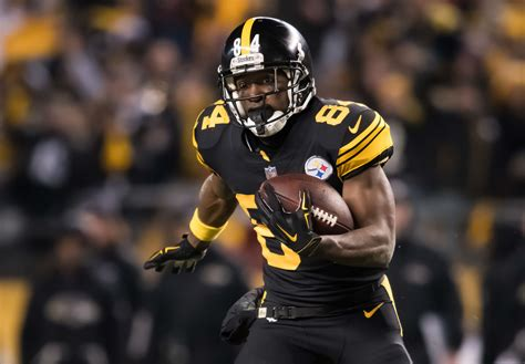 Pittsburgh Steelers Images Would Pittsburgh Steelers Really Let Antonio Brown Go