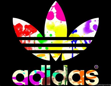 colorful addidas 19240 colorful adidas backgrounds wallpapers attachment