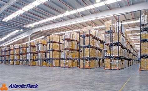 Pallet Rack & Material Handling Equipment Distributor In Miami