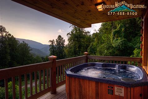 cabin rentals in colorado with tubs a bit of heaven nc cabin rental in the nantahala areas of