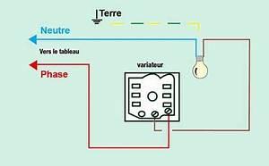 Interrupteur Variateur De Lumiere : installer un interrupteur variateur de lumi re ~ Farleysfitness.com Idées de Décoration