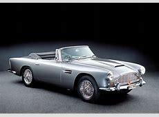 1962 Aston Martin DB4 Classic Automobiles