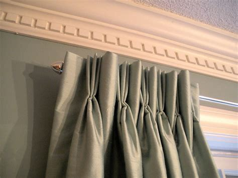 Tiffany Blue Dupioni Silk Drapes Lace Curtain Valances And Tiers Red Theatre Marysville Curtains With Attached Light Pink Brown Shower Box Pleat Inverted Tape Definition How To Sew A