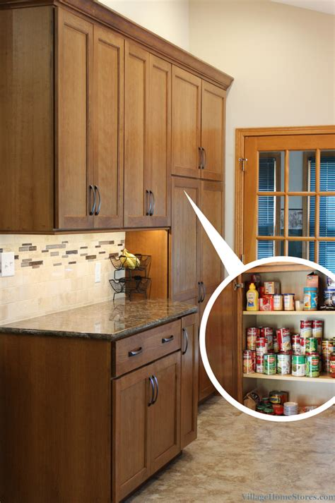 shallow kitchen pantry cabinet erie il kitchen remodel updated and upgraded village