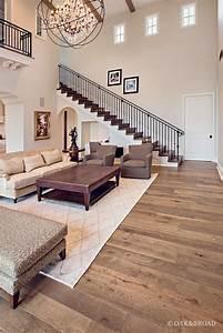 Custom, Floor, In, Magnificent, Silverleaf, Neighborhood, In, Scottsdale, Az, U2014, Oak, And, Broad