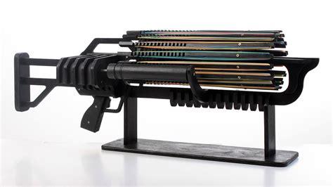 rubber band machine gun black imboldn