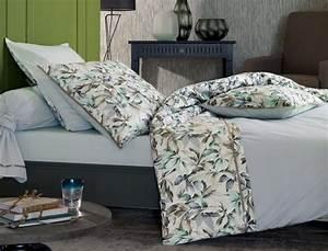 Parure De Lit Tropical : linge de lit s lection de parures de lit linvosges ~ Teatrodelosmanantiales.com Idées de Décoration