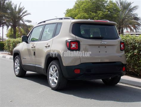 jeep renegade  longitude   car  sale