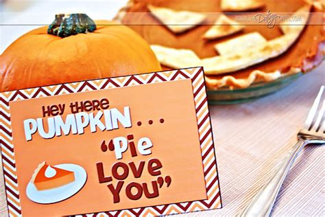 Pie Love You, Pumpkin
