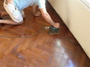 como plastificar un piso de madera, plastificar uno mismo