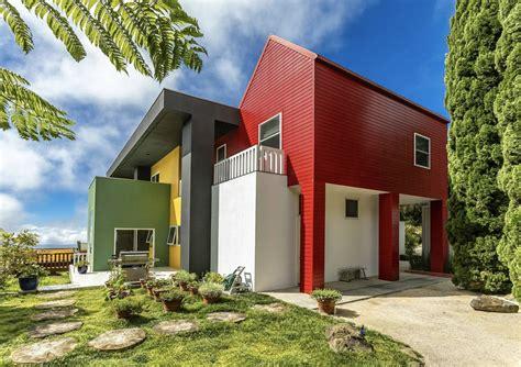 incredible ettore sottsassdesigned house  hawaii lists