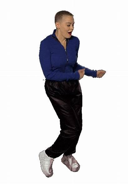 Mcgowan Rose Dance Dancing Giphy Sticker Tweet