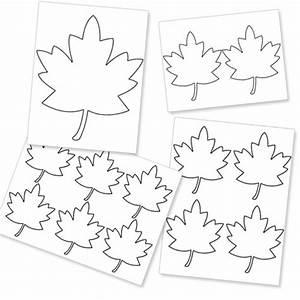 printable fall leaf template printable treatscom With autumn leaf template free printables