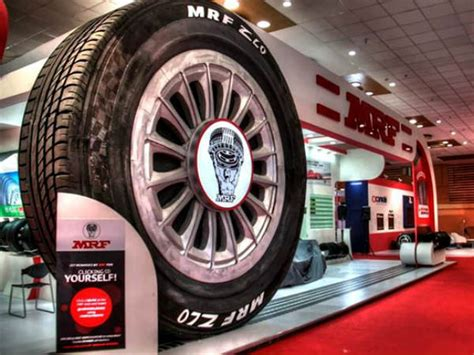 Mrf Tyres Receive Customer Satisfaction Award For Fifth
