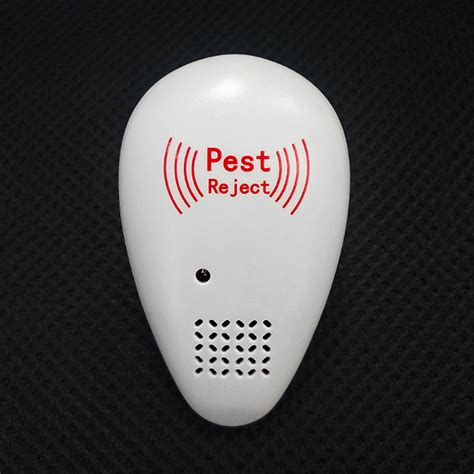 Ultrasonic Insects Pest Repeller Drive Insect Animal