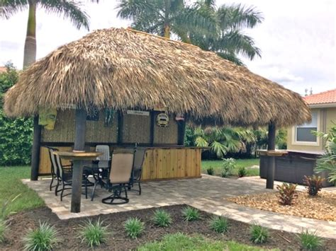 Tiki Chiminea For Sale by Arc Tiki Huts Home