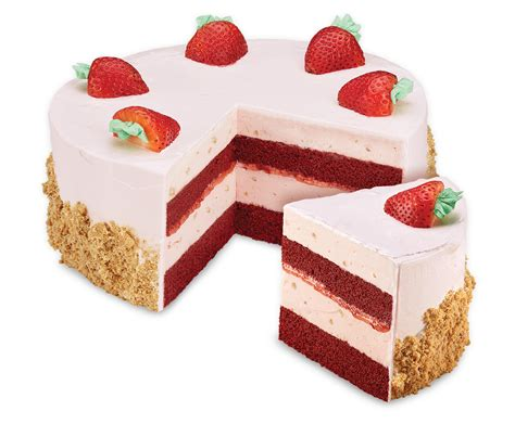 strawberry passion cold stone creamery signature cakes