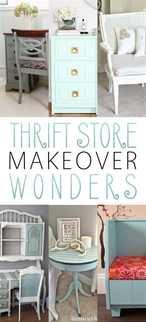 Please call us for information about any current special needs. Thrift Store Makeover Wonders | Thrift store makeover ...