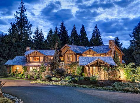 luxury craftsman dream home plan jd architectural