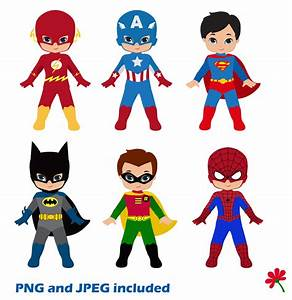 Flash clipart superhero kid - Pencil and in color flash ...