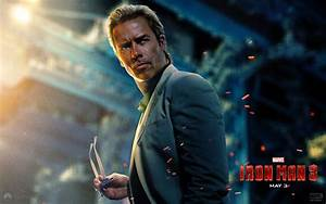 Aldrich Killian (Iron Man 3) VS. T-X (Terminator 3 ...