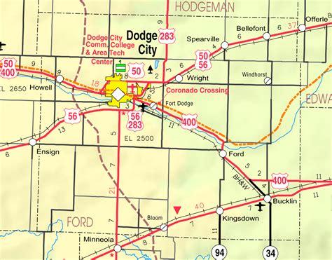 C Dodge Map by Dodge City Kansas Familypedia Fandom Powered By Wikia