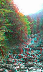 10 Amazing Anaglyph 3D Images - Set 1   Glitch wallpaper ...