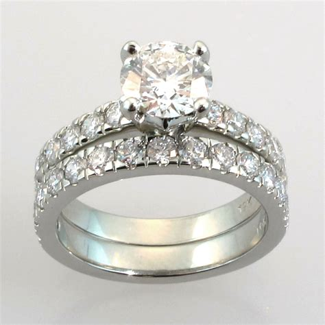pics of wedding rings bridal sets unique bridal sets rings