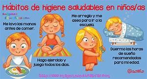 Hábitos de higiene saludables en niños y niñas 2