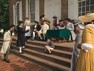 Voting in Early America : The Colonial Williamsburg ...