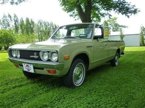 1976 Datsun Truck by 1976 Datsun 620 Truck Bring A Trailer