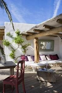 Backyard, Patio, Seating, Built, Ins, 41, Ideas