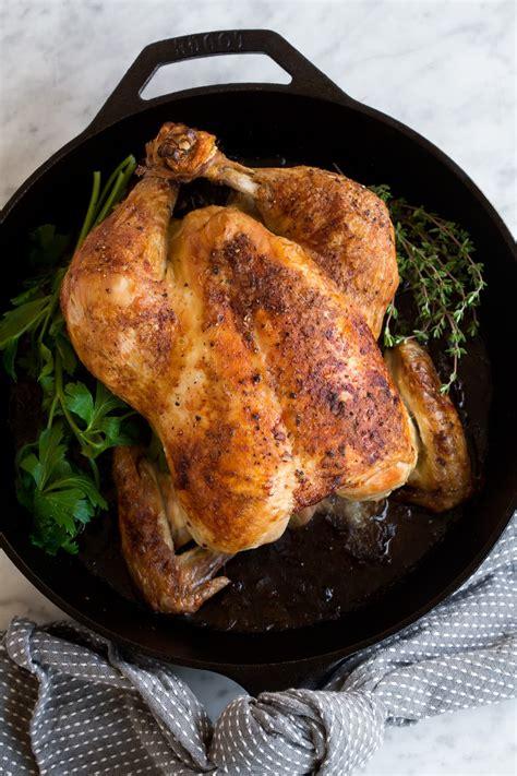 roast chicken  homemade chicken gravy