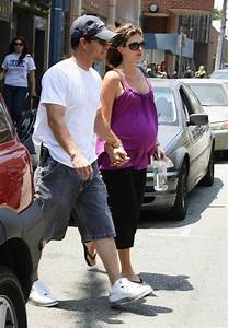 Mark Wahlberg and Rhea Durham Out In Beverly Hills