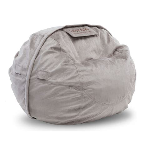 Lovesac Gamersac by Gamersac Velvet Chocolate Velvet Lovesac Touch Of