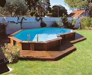 Marvelous swimming pools with decks 5 deck designs for for Above ground swimming pool deck designs