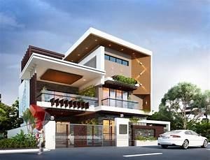 Modern, Bungalow, Design, House, Plans